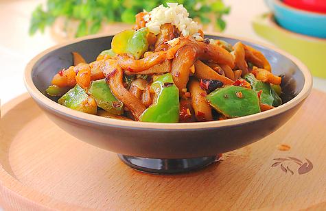 下饭菜――鱼香茄子