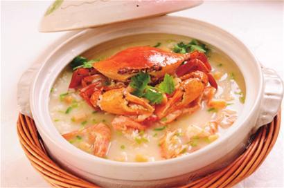糯米砂锅粥――营养又健康