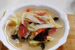 冬笋烧白菜如何做好吃