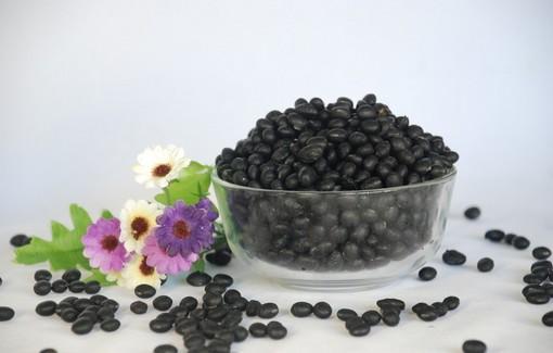 黑豆的食用功效与作用