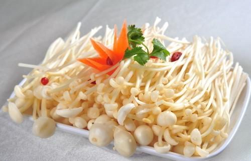 金针菇的营养价值与功效