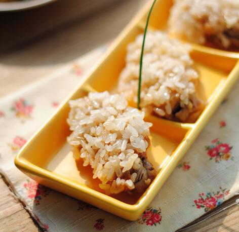糯米蒸鸡翅的做法