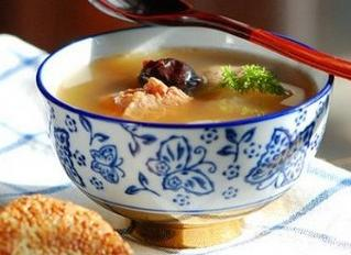 冬笋羊肉汤
