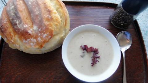 奶油蘑菇浓汤[组图]