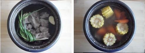 玉米排骨汤的做法,玉米排骨汤怎么做好吃?的做法步骤3