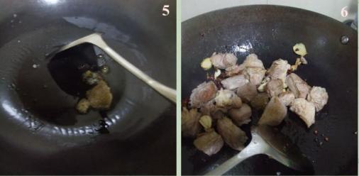 胡萝卜土豆炖牛腩的做法的做法步骤3