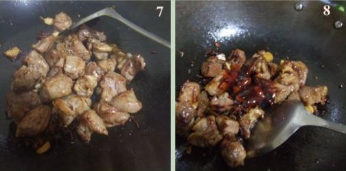 胡萝卜土豆炖牛腩的做法的做法步骤4