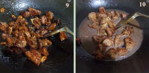 胡萝卜土豆炖牛腩的做法的做法步骤5