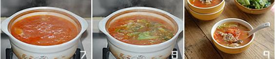 番茄排骨汤怎么做好吃,番茄排骨汤的做法的做法步骤3