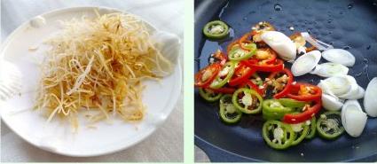玉米粒炒饭的做法的做法步骤2