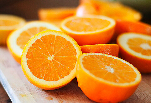 橙子的功效与作用_吃橙子的好处及功效