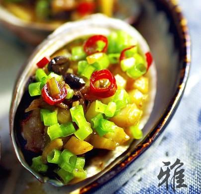 豆豉炒鲍鱼的做法