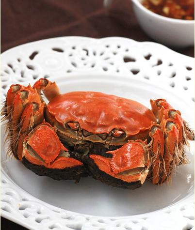 清蒸大闸蟹的做法,清蒸大闸蟹如何做好吃