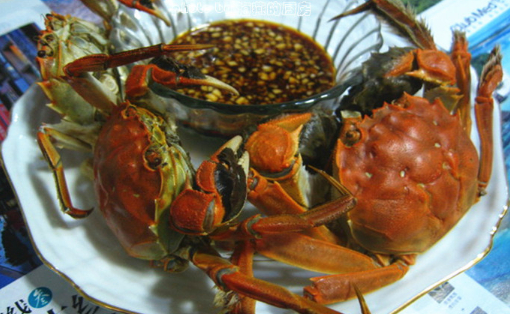 水煮大闸蟹的做法[有图]