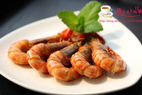 家常自制干烧大虾的做法[有图]