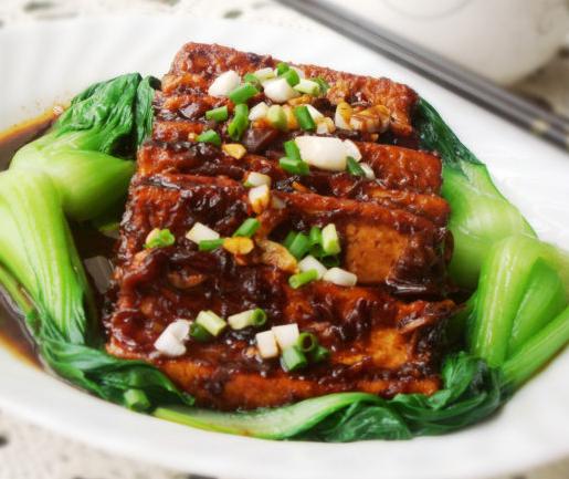 无鱼版――鱼香豆腐的图文做法