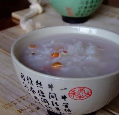 山药薏米芡实粥的做法[有图]