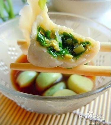 韭菜鸡蛋饺子馅的做法,韭菜饺子馅的做法