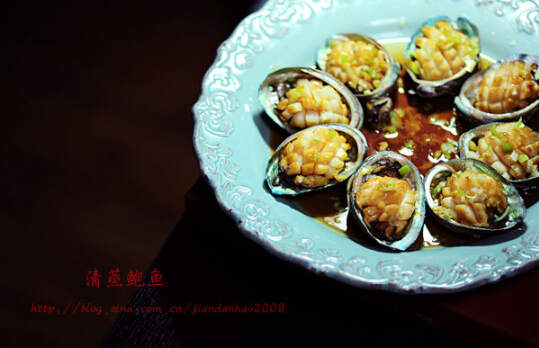 清蒸鲍鱼的做法,清蒸鲍鱼怎么做好吃