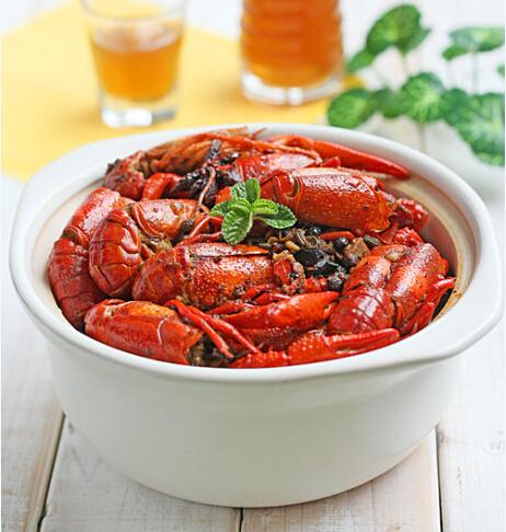 潜江油焖大虾的做法[有图]