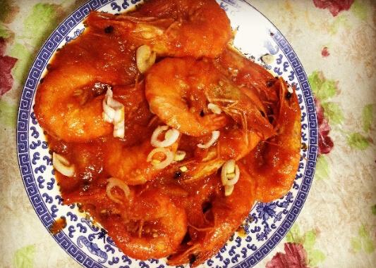 靠大虾的做法[组图],靠大虾怎么做好吃