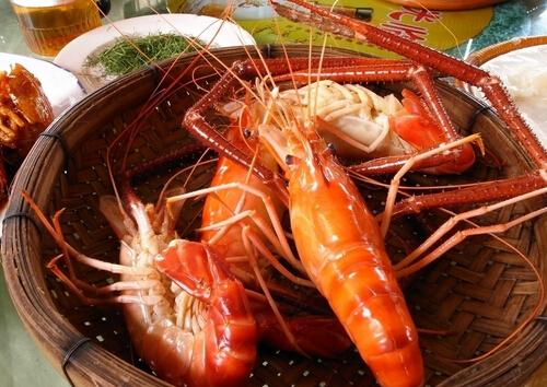 清蒸大虾的做法
