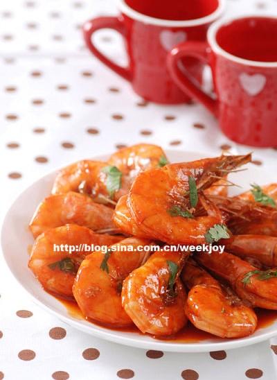 红烧大虾,红烧大虾的做法,红烧大虾怎么好做吃