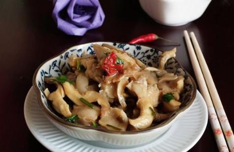 蘑菇炒肉的做法,蘑菇炒肉怎么做好吃