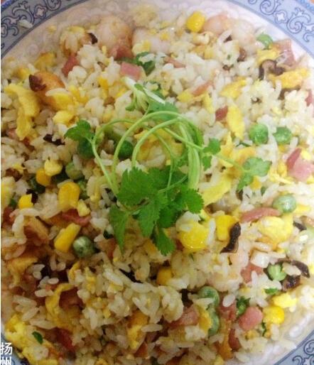 经典制作名菜――扬州炒饭的做法(图文)