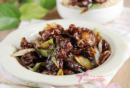 酱香老炒肉的做法(图文)