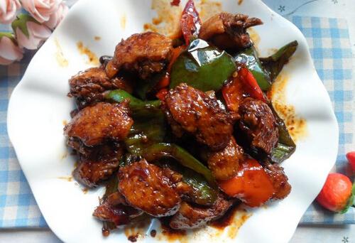 回锅鸡翅的做法,回锅鸡翅怎么做好吃